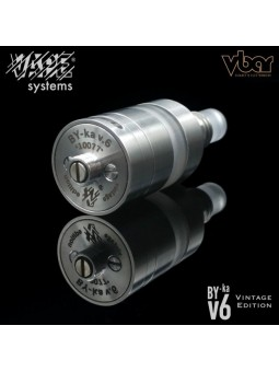 VAPE SYSTEMS - BY-ka v.6 - Vintage Edition