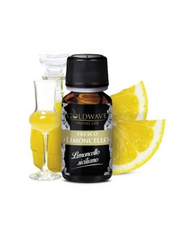 GOLDWAVE - LIMONCELLO - AROMA CONCENTRATO 10ML