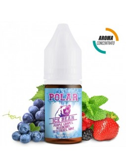 TNT-VAPE - AROMA CONCENTRATO 10ML - POLAR - ICE BEAR
