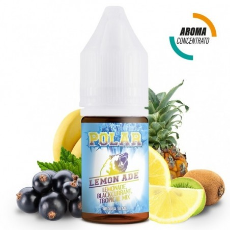 TNT-VAPE - AROMA CONCENTRATO 10ML - POLAR - LEMON ADE