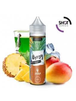 SUPREM-E - SHOT SERIES 20ML - 4 SUMMER - BREEZY