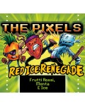 THE PIXELS - AROMA CONCENTRATO 10ML - RED ICE RENEGADE