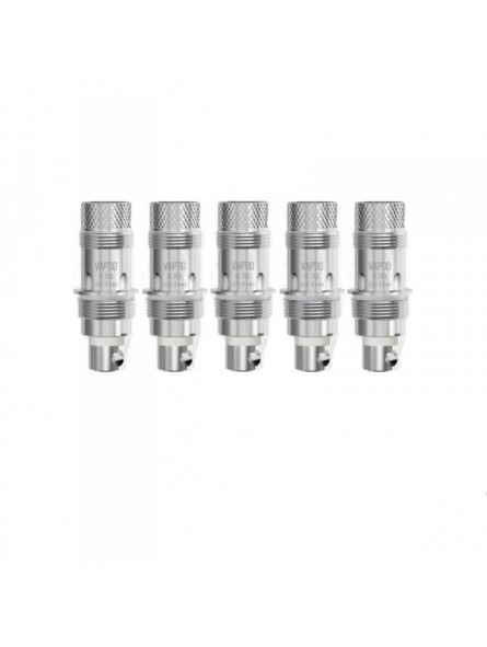 VAPTIO - 5PZ KANTHAL COIL PER COSMO - 0.7 OHM