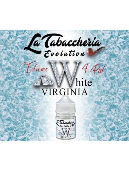 LA TABACCHERIA - AROMA SCOMPOSTO 20ML - EXTREME 4POD - WHITE VIRGINIA