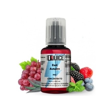T-JUICE RED ASTAIRE ROMA CONCENTRATO 30ML