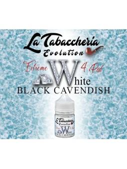 LA TABACCHERIA - AROMA SCOMPOSTO 20ML - EXTREME 4POD - WHITE BLACK CAVENDISH