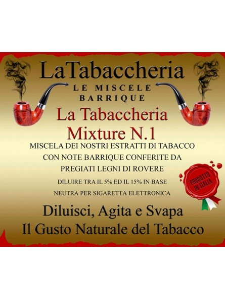 Special Blend – Mixture n.1 LA TABACCHERIA AROMA CONCENTRATO 10ML