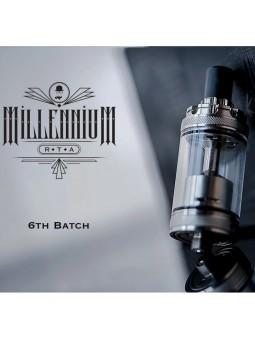 Millennium RTA - The Vaping Gentlemen Club