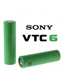 SONY - 18650 VTC6 3000mAh 30A