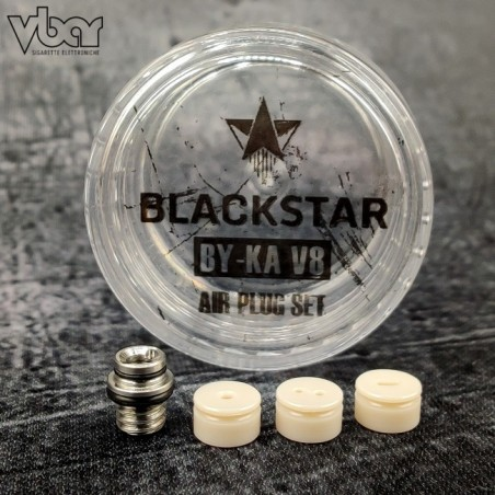 BLACKSTAR - Air Plug Set for BY-ka v8