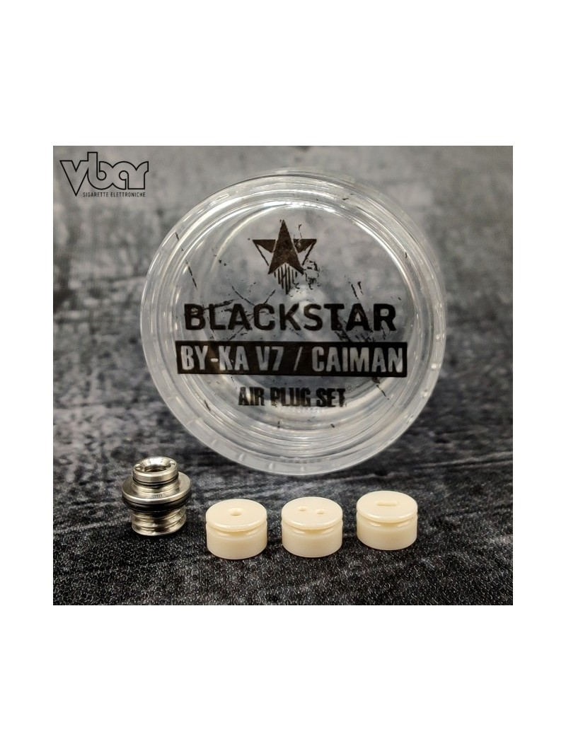 BLACKSTAR - Air Plug Set for BY-ka v7 e caiman