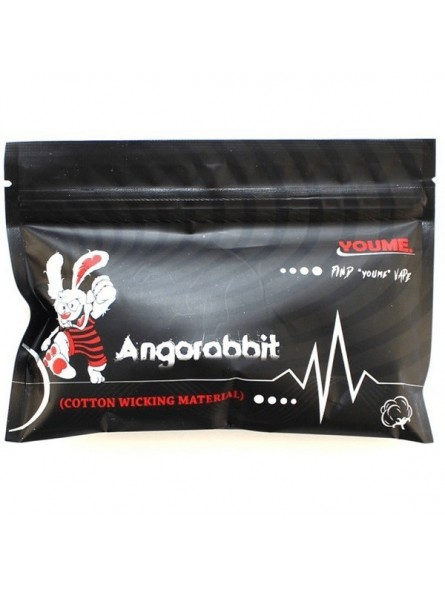 ANGORABBIT - COMBED COTTON