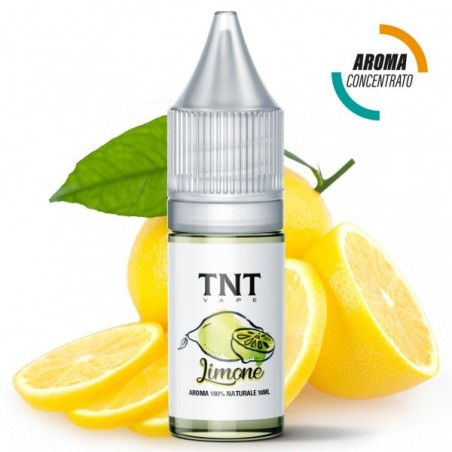 TNT-VAPE - AROMA CONCENTRATO 10ML - NATURAL - LIMONE