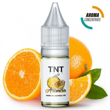 TNT-VAPE - AROMA CONCENTRATO 10ML - NATURAL - ARANCIA
