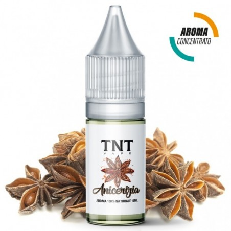 TNT-VAPE - AROMA CONCENTRATO 10ML - NATURAL - ANICERIZIA