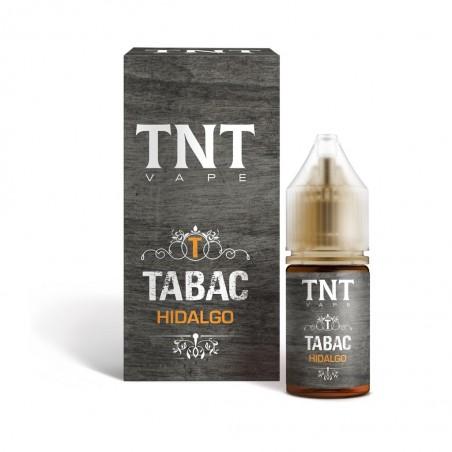 TNT-VAPE - AROMA CONCENTRATO 10ML - TABAC - HIDALGO