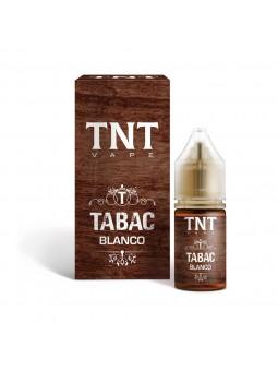 TNT-VAPE - AROMA CONCENTRATO 10ML - TABAC - BLANCO