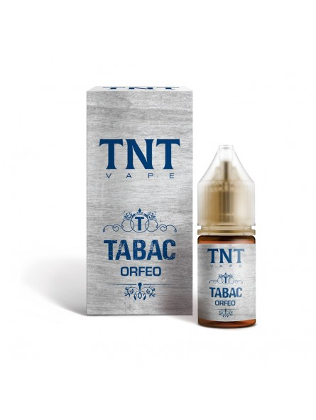 TNT-VAPE - AROMA CONCENTRATO 10ML - TABAC - ORFEO