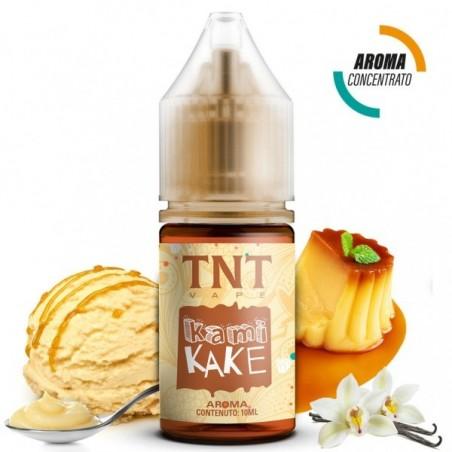 TNT-VAPE - AROMA CONCENTRATO 10ML - KAMI CAKE