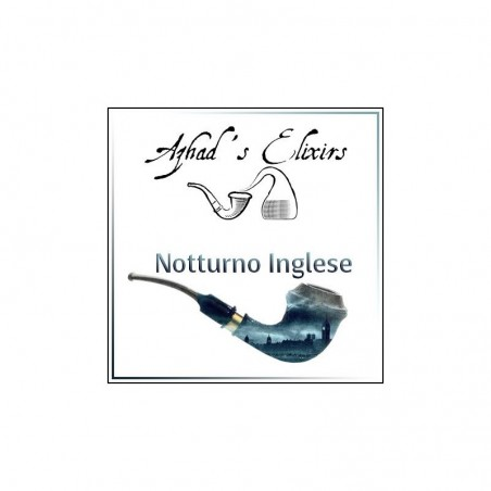 Azhad's Elixirs - AROMA CONCENTRATO 10ML - SIGNATURE - NOTTURNO INGLESE