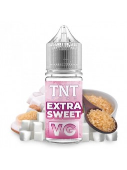 TNT-VAPE - FULL VG 30ML - BASE FULL VG EXTRA SWEET