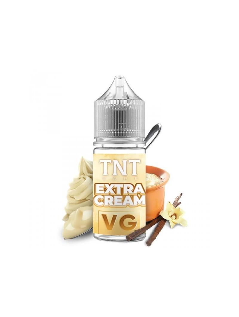 TNT-VAPE - FULL VG 30ML - BASE FULL VG EXTRA CREAM