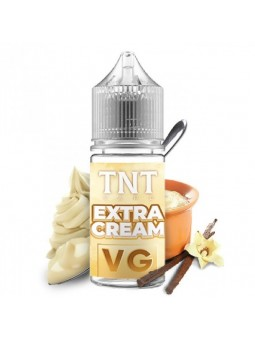 TNT-VAPE - FULL VG 30ML - BASE FULL VG EXTRA CREAM