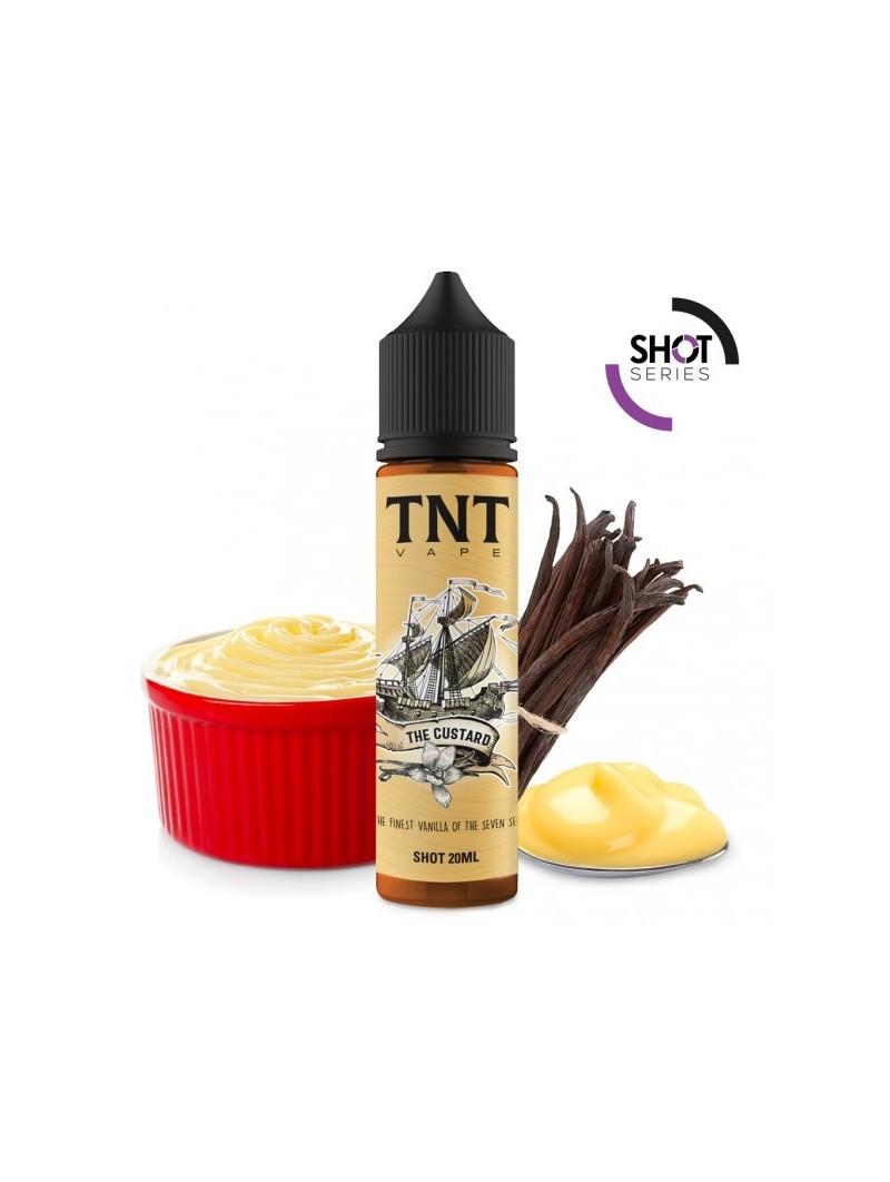 TNT-VAPE - AROMA SCOMPOSTO 20ML - THE CUSTARD