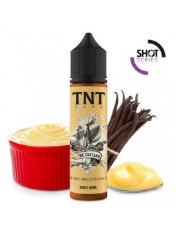 TNT-VAPE - AROMA SCOMPOSTO 20ML - THE CUSTARD