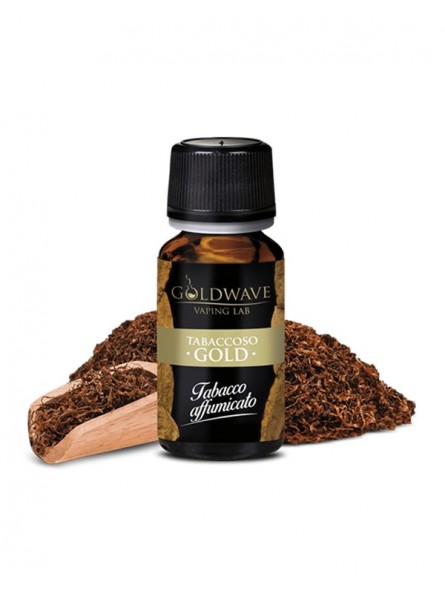 GOLDWAVE - GOLD - AROMA CONCENTRATO 10ML