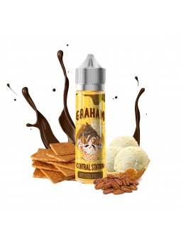 GRAHAM CENTRAL STATION - BUTTER PECAN - Aroma Scomposto 20 ml