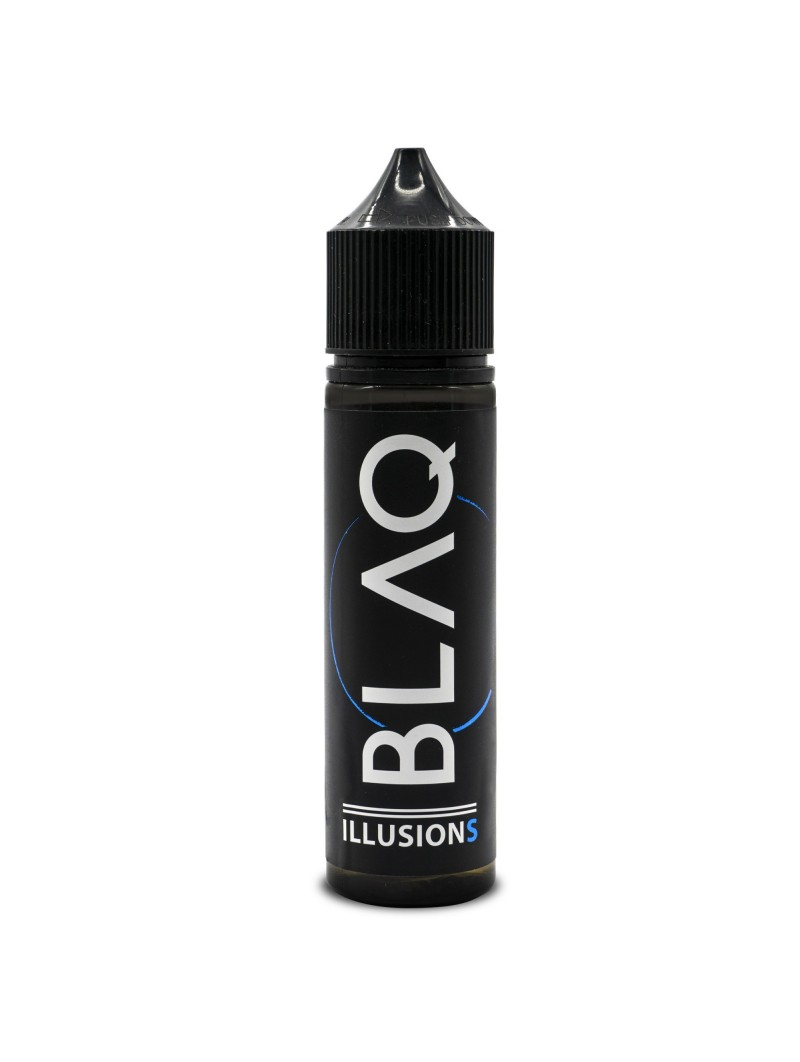 BLAQ - Aroma Scomposto 20 ml - ILLUSIONS
