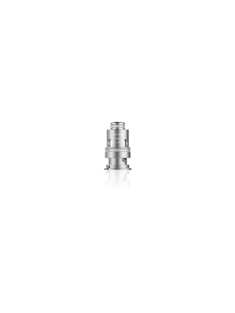 VooPoo - Testine Coil di Ricambio per Vinci PnP-R1 0,80 ohm Confezione da 5 Pezzi