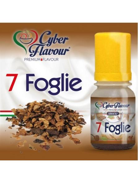 CYBER FLAVOUR - AROMA CONCENTRATO 10ML - 7 FOGLIE