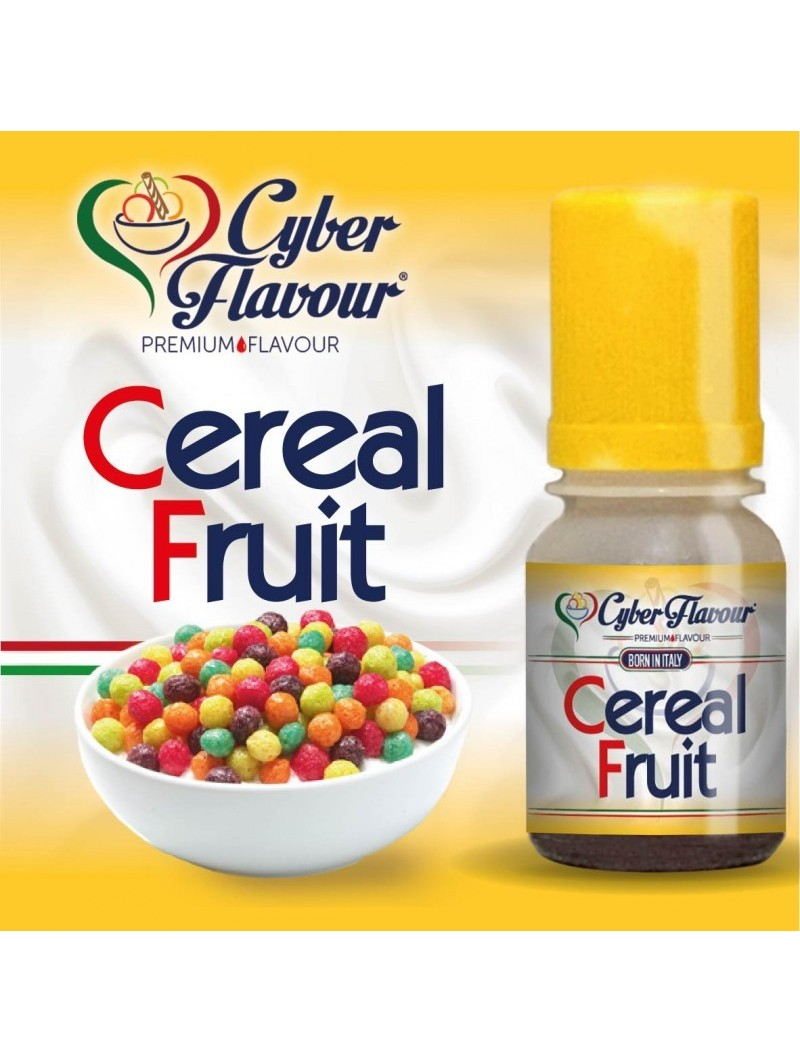 CYBER FLAVOUR - AROMA CONCENTRATO 10ML - CEREAL FRUIT