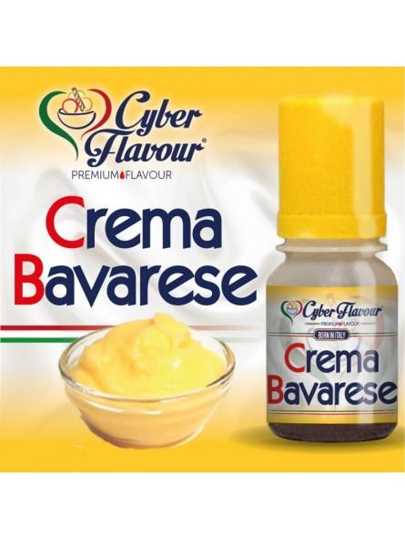 CYBER FLAVOUR - AROMA CONCENTRATO 10ML - CREMA BAVARESE