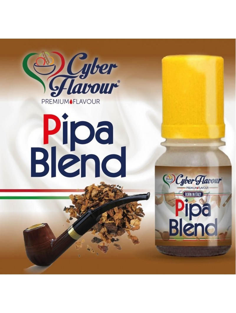 CYBER FLAVOUR - AROMA CONCENTRATO 10ML - PIPA BLEND