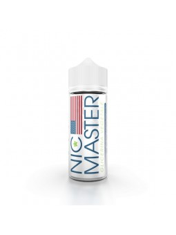 NIC MASTER - GLICERINA VEGETALE - BASI SCOMPOSTE - 50ml in 120ml