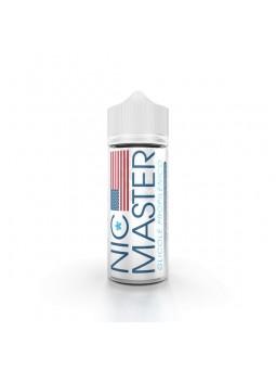 NIC MASTER - GLICOLE PROPILENICO - BASI SCOMPOSTE - 50ml in 120ml