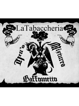 Hell's Mixtures – Baffometto LA TABACCHERIA AROMA CONCENTRATO 10ML