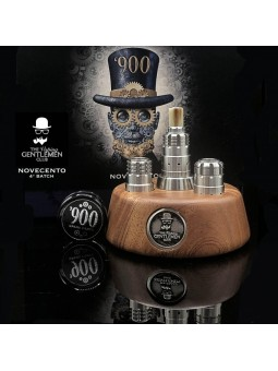 900 - The Vaping Gentlemen Club