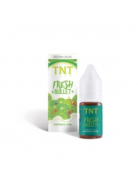 TNT-VAPE - LIQUIDO PRONTO 10ML TPD - FRESH BULLET