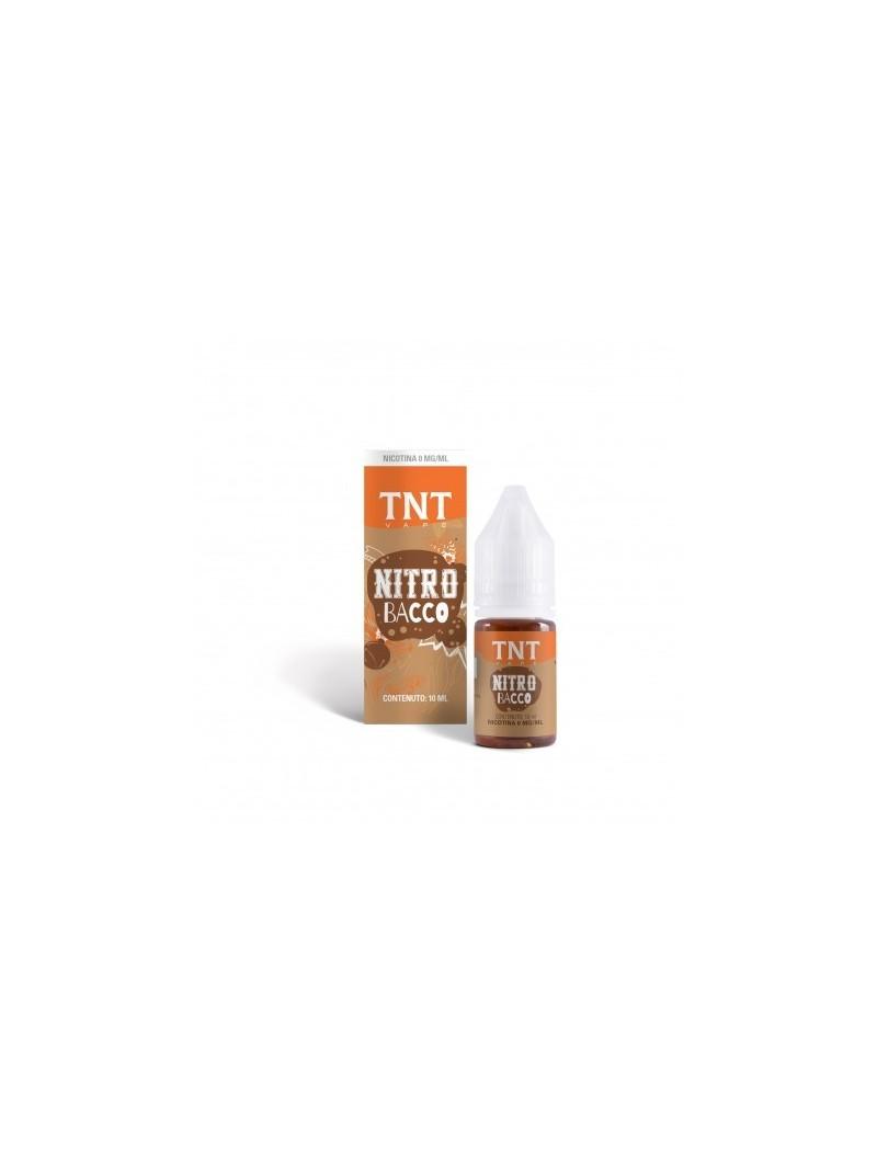 TNT-VAPE - LIQUIDO PRONTO 10ML TPD - NITRO BACCO