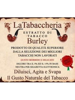 Estratto di Tabacco Burley LA TABACCHERIA AROMA CONCENTRATO 10ML