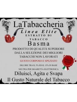 LA TABACCHERIA - AROMA CONCENTRATO 10ML - Estratto di Tabacco - Basma