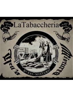 LA TABACCHERIA - AROMA CONCENTRATO 10ML - Hell's Mixtures - N.759 Mixture