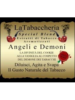 LA TABACCHERIA - AROMA CONCENTRATO 10ML - Special Blend – Angeli e Demoni