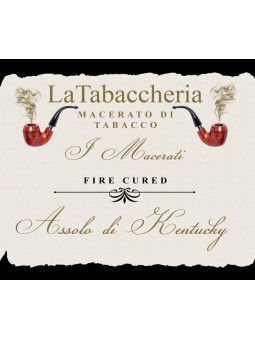LA TABACCHERIA - AROMA CONCENTRATO 10ML - Macerato – Assolo di Kentucky